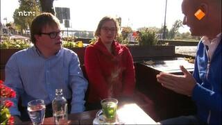Niks te gek! Anne-José van der Kolk en Joost Kostelijk