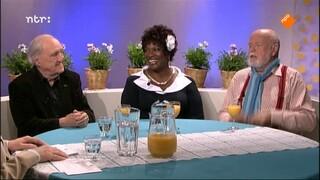 Helden van Toen Rob van Reijn, Gerda Havertong en Henk van der Horst