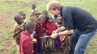 Spoorloos Wees in Tanzania