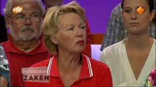 Hollandse Zaken Yes, we can