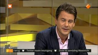 Live vanuit de Westergasfabriek in Amsterdam. Een combinatie van nieuws, sport en entertainment, met actuele reportages en vier gasten.