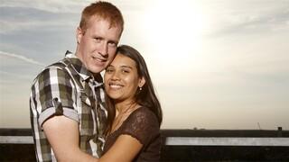 Michael en Lorena