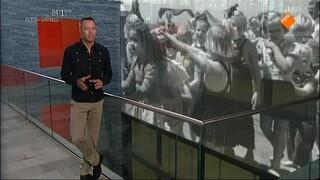 Andere Tijden Mazelen op de Nieuw Amsterdam
