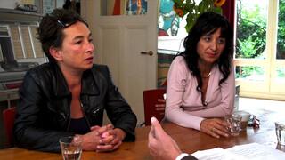 Regisseurs aan de Keukentafel