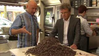 Word je gelukkig van chocolade?