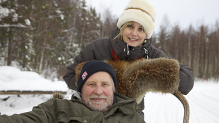 Stine Jensen in Finland