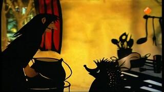 Verhalen van de boze heks De egel leert toveren