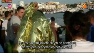 Kruispunt Het medelijden van Lampedusa