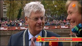 Intocht Sinterklaas 2013