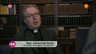 Geloofsgesprek Mgr. Gerard de Korte