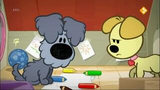 Woezel en Pip Stout hondje, stout!