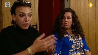 Confrontatie Malika en Charel