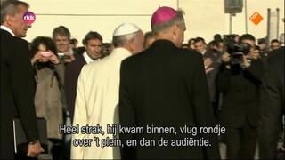 Kruispunt Paus Franciscus, een nieuwe paus met een nieuw geluid?