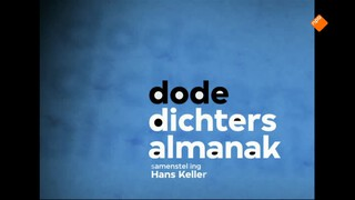 Dode Dichters Almanak Willem Wilmink