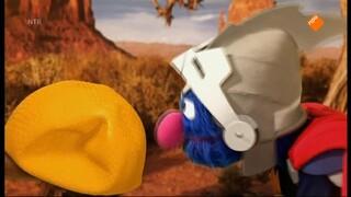 Super Grover 2.0 Geprikkeld