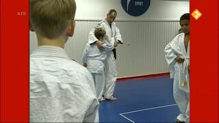 Flip gaat naar judoles