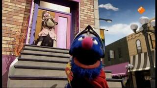 Super Grover 2.0 Hoe naar beneden toe koe?