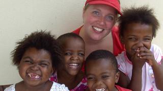 Overwacht bezoek voor Tamara in Zuid-Afrika
