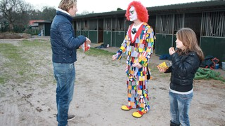 De Gilfactor Britt en de clowns