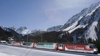 Rail Away Zwitserland, Bernina Express: Chur - Bever