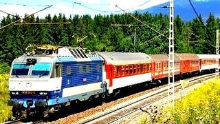 Rail Away Slowakije: Zilina - Strba - Tatranska Lomnica