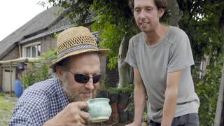 Melk en Honing Eetbare insecten en biologische tuiners