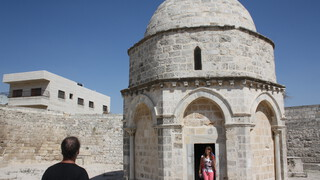Retourtje Israël: Hemelvaart & Pinksteren
