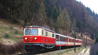 Rail Away Oostenrijk: St. Pölten - Mariazell