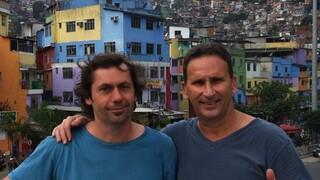 Onverwacht Bezoek voor Robert in Brazilië