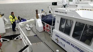 Een schipper zonder verplichte documenten