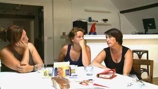 Totale chaos bij de zusjes Hartog