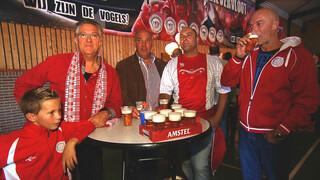 De Spakenburgse voetbalderby