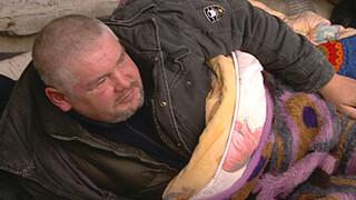 De Straatdokter: de Poolse dakloze en de nieuwe kamer