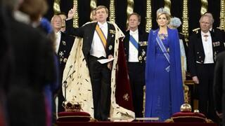 NOS Inhuldiging Koning Willem-Alexander