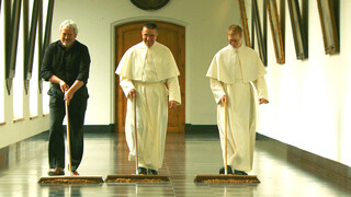 God in het klooster (hh)