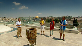 De Pelgrimscode Finale - Jeruzalem