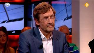 Knevel & Van den Brink Stientje van Veldhoven, Maaike Meijer, Ferry Mingelen, Johan Derksen