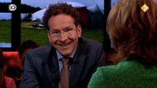 Knevel & Van den Brink Jeroen Dijsselbloem, Eric van 't Zelfde en Margot Ribberink