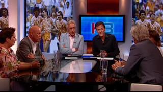 Knevel & Van den Brink Frits Wester, Tom Egbers, Lilianne Ploumen en Jettie Hollanders