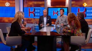 Knevel & Van den Brink Maarten van Rossem, Gerrit Zalm, Barbara Muller, Marlies Dekkers en Beatrijs Ritsema