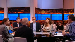 Knevel & Van den Brink Paul Jansen, Pieter van Vollenhoven, Ronald van Raak, Marcia Luyten, Bob Hoogenboom