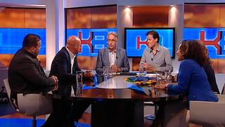 Knevel & Van den Brink Frits Wester, Yassin Elforkani, Renate Verhoofstad, Nurlaila Karim
