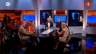 Knevel & Van den Brink Roderick Vonhögen, Linda Duits vs. Renate van der Zee, Monique Samuel, Martien Wijnen