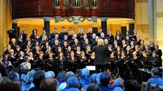 Nederland Zingt in de St. Maartenskerk in Zaltbommel