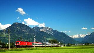 Rail Away Oostenrijk: Wenen-Bregenz