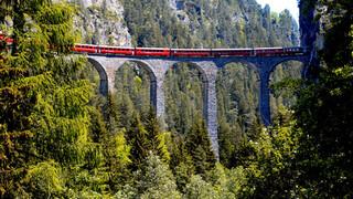 Rail Away Zwitserland: Disentis-Zermatt