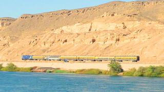 Rail Away Egypte 1: Alexandrie-Cairo