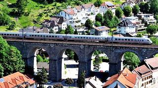 Rail Away Duitsland: Schwarzwaldbahn