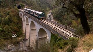 Rail Away Frankrijk - Italië / Tendalijn