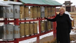 Erica op Reis Mongolië